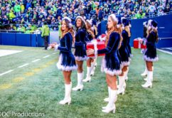Seagals holiday cheer in Seattle