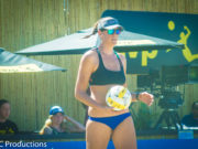 Channel A TV Coverage for AVP Volleyball in Seattle