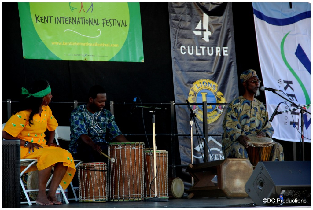 KIF - African Traditional Druming & Dance.