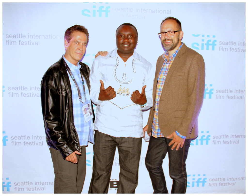 With SIFF Co- Founder & Executive