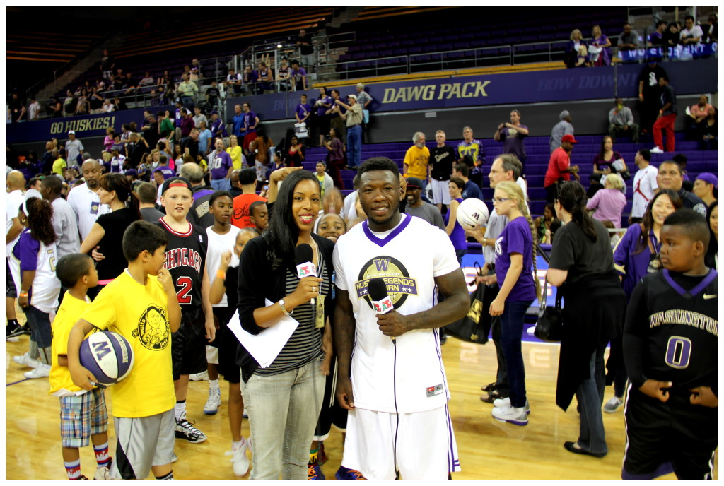 CHANNEL A TV Interviews Featuring NBA Player NATE ROBINSON.