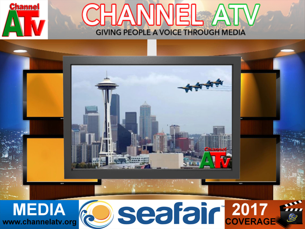 Channel A TV Coverage of Seafair 2017