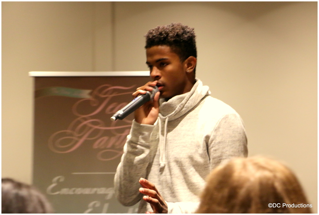 Trevor Jackson Supports The Sister Accord Foundation Event In Seattle