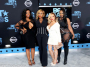BET Awards Celebrity Red Carpet Channel A TV Caption