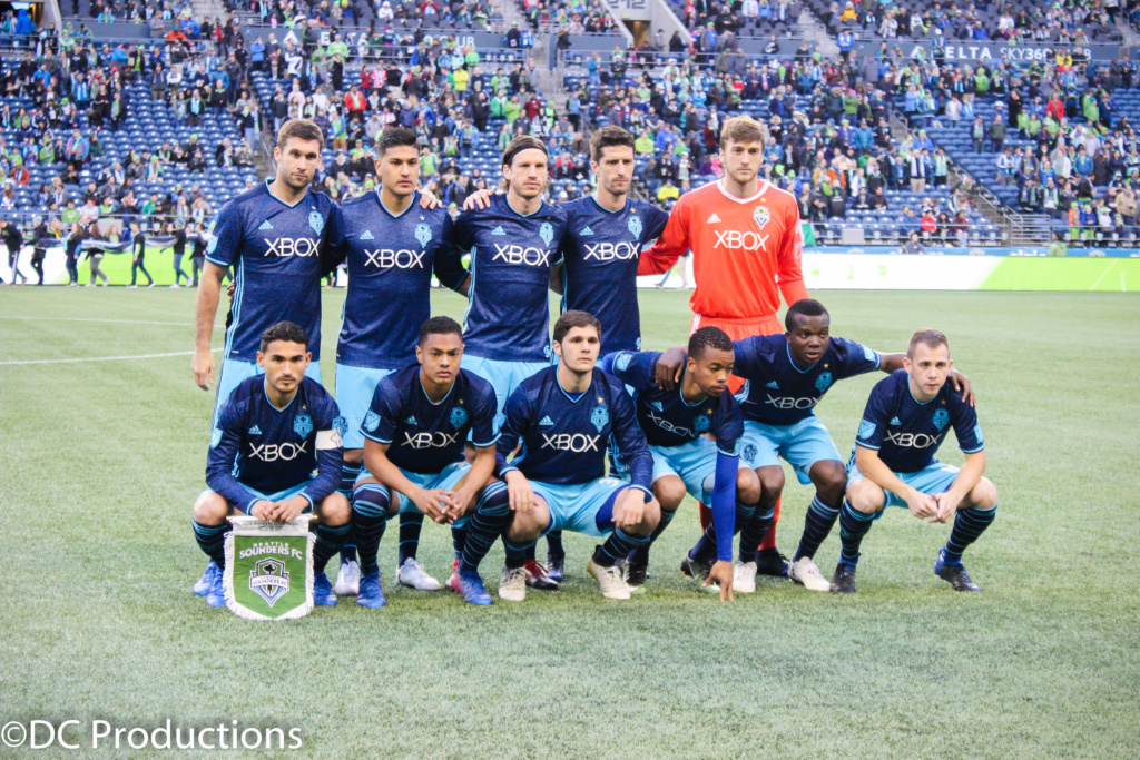 Channel A TV coverage of Seattle Sounders Vs Club Necasa