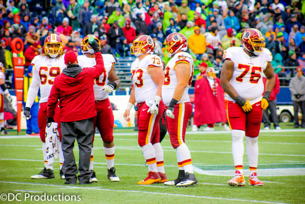 Washington Redskins. Photo By Davies Chirwa.